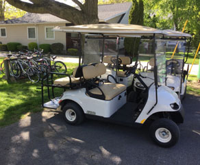 Put-in-Bay Golf Carts Bed and Breakfast Ohio Lodging Inn B&B Hotel on golf trolley, golf games, golf hitting nets, golf machine, golf buggy, golf girls, golf players, golf handicap, golf cartoons, golf card, golf words, golf tools, golf accessories,